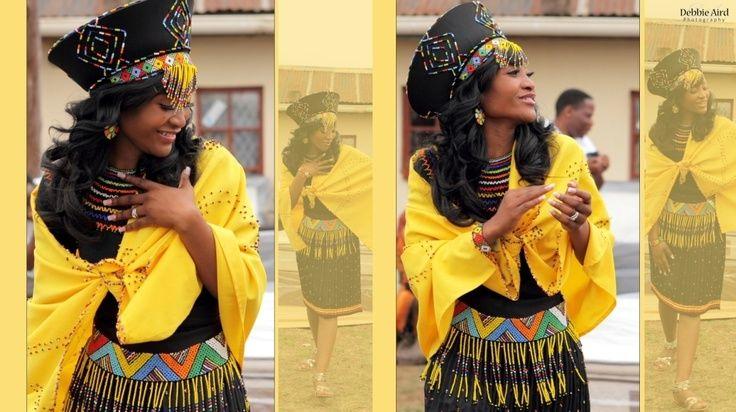 Zulu Traditional Wedding Attire - Google Search