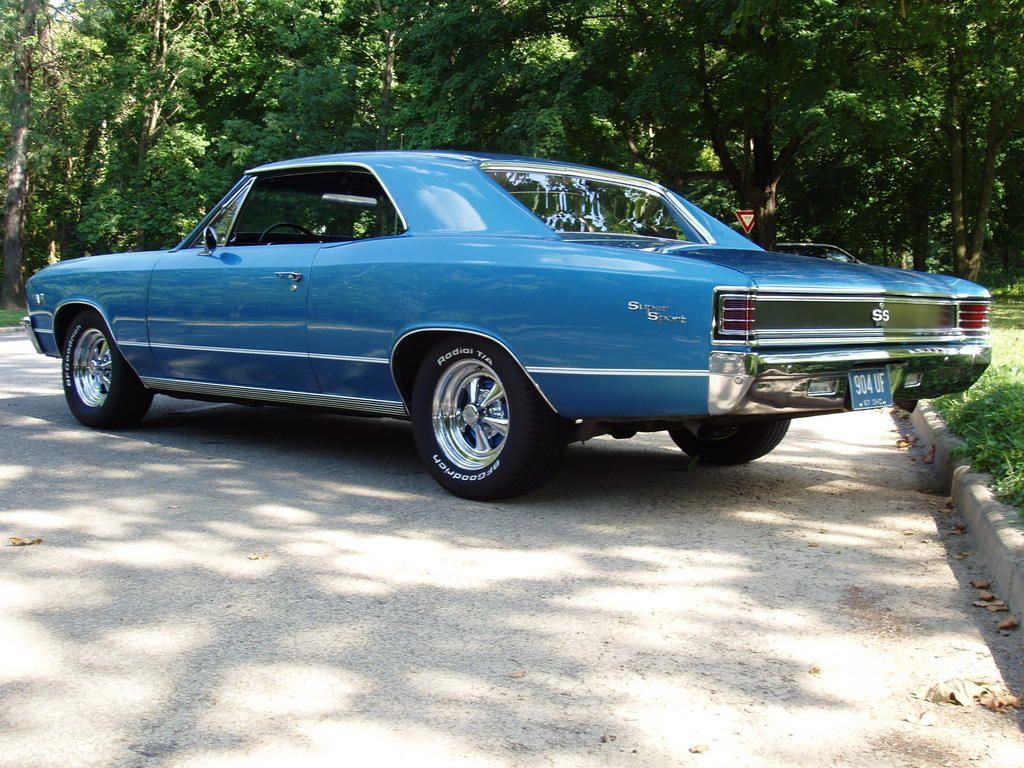 Check Out The Latest Chevysfromlg S 1967 Chevrolet Chevelle Photos At Cardomain Chevy Muscle Cars Old Muscle Cars Chevrolet Chevelle