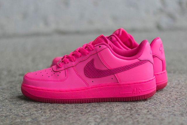promo code 6f4d9 888f1 Nike Air Force 1 Gs – Hyper Pink
