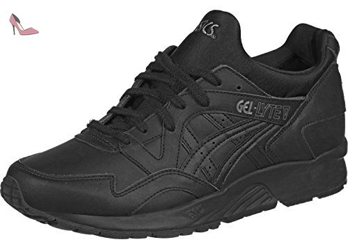 Gel-Lyte V, Chaussures de Running Mixte Adulte, Noir (Black/Black), 38 EUAsics