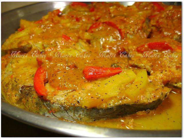 Fish with coconut pescado con coco dominican cuisine my favorites ethnic food recipes forumfinder Gallery