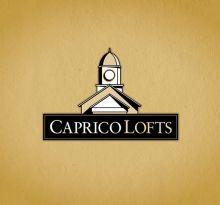 Logo design for Caprico Lofts.