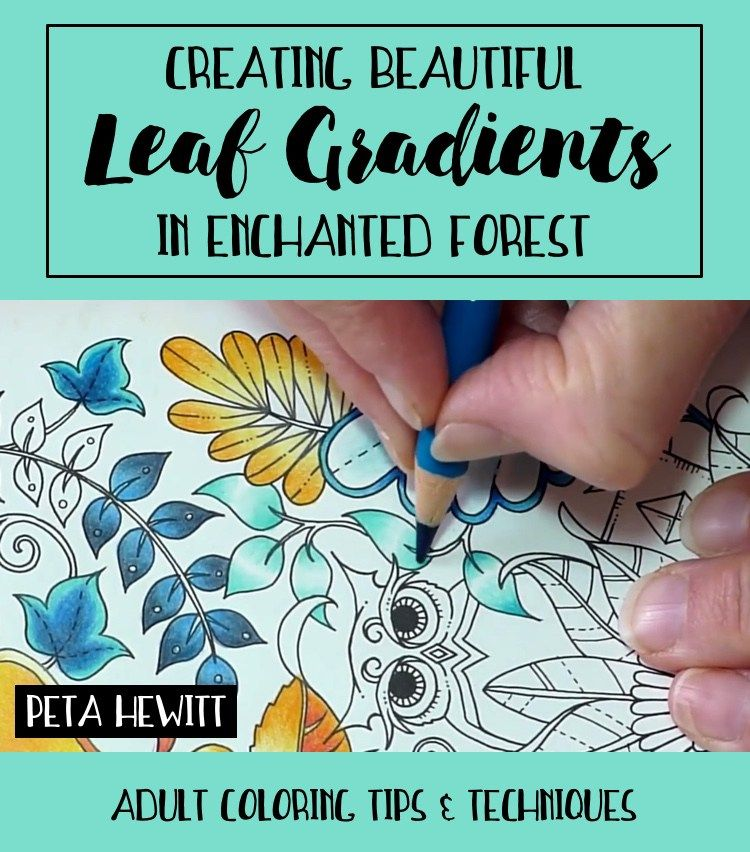 Colored Pencils For Grown Up Coloring Adult Coloring Tutorials Tips Techniques to Improve