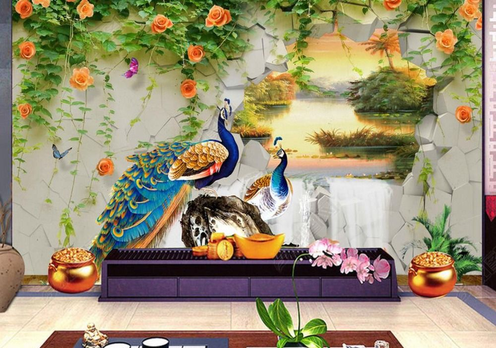 Cheap Wallpapers Buy Directly From China Suppliers 3d Wallpapers For Wall 3d Stereoscopic Mural Wallpaper In 2020 3d Wall Murals Large Wall Paintings Mural Wallpaper