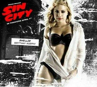 Brittany Murphy Sin City