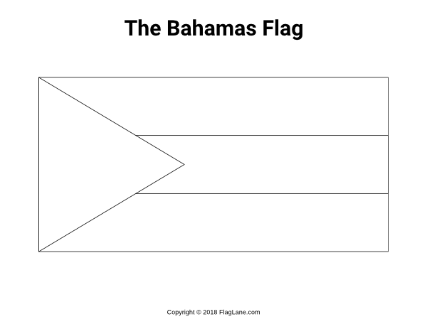 Free Printable Bahamas Flag Coloring Page Download It At Https Flaglane Com Coloring Page Bahamian Flag Flag Coloring Pages Bahamas Flag Coloring Pages