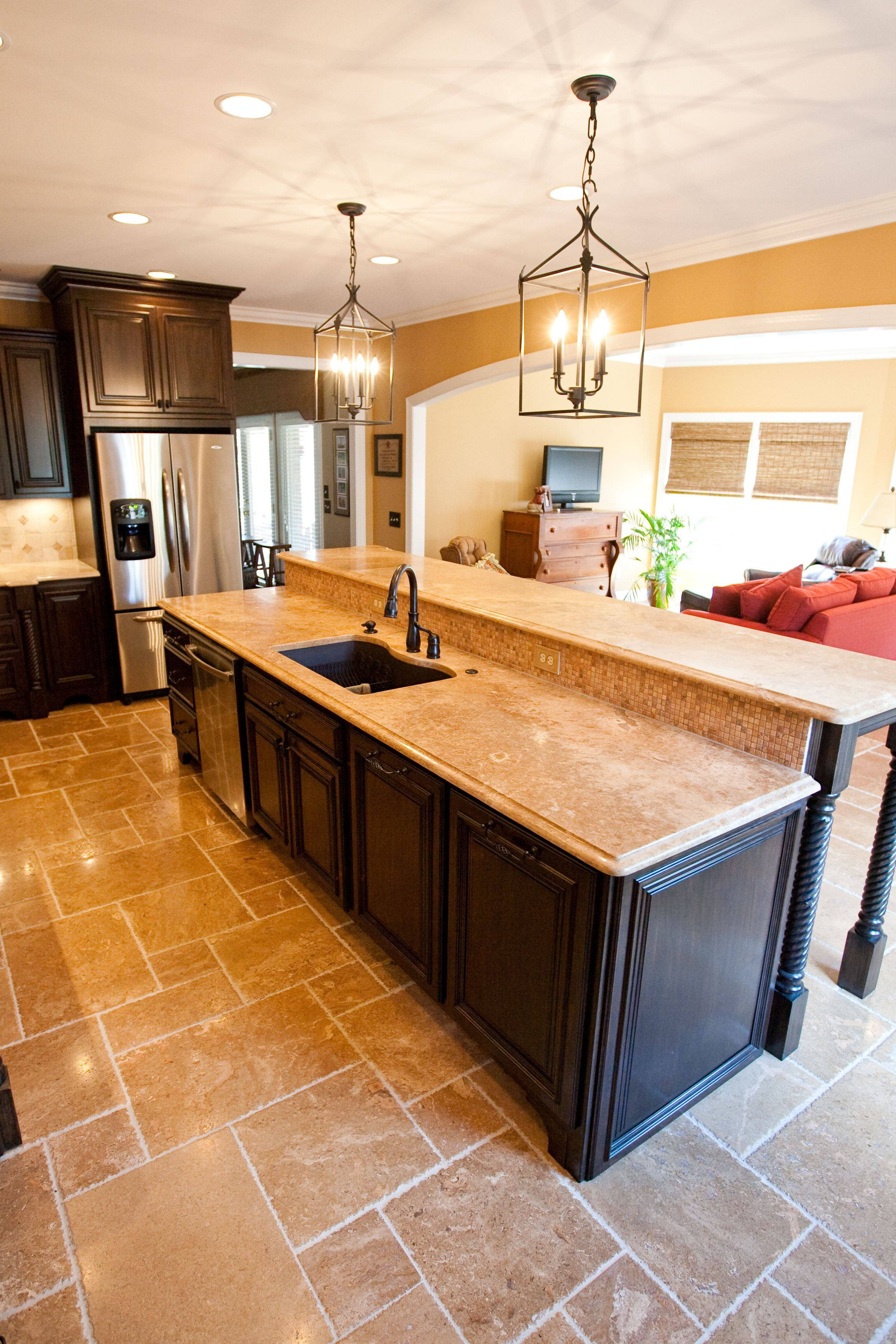 Square Kitchen Island Wood Cabinets Lm 43 Jpg 2 3363 504 Pixels Also Raise The Right End To