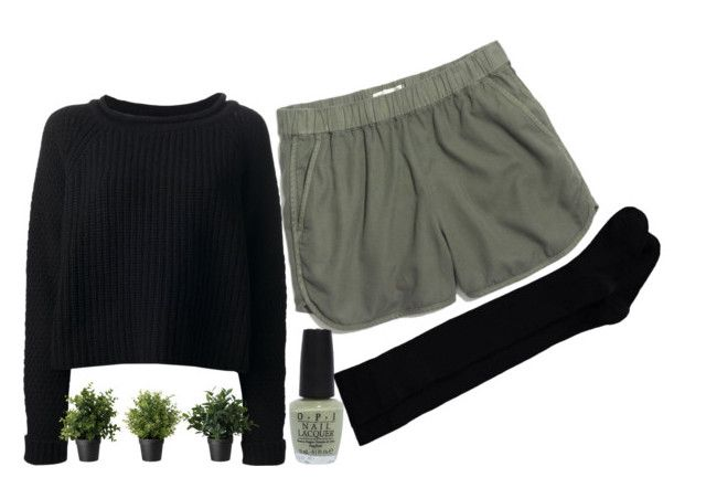 """""""· i'm tired of fighting ·"""" by jlol ❤ liked on Polyvore featuring Casetify, Madewell, Jo No Fui and OPI"""