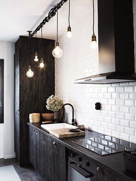 Tablicowka Kuchnia Scandi Szukaj W Google Black Kitchen Faucets Kitchen Interior Kitchen Design Small