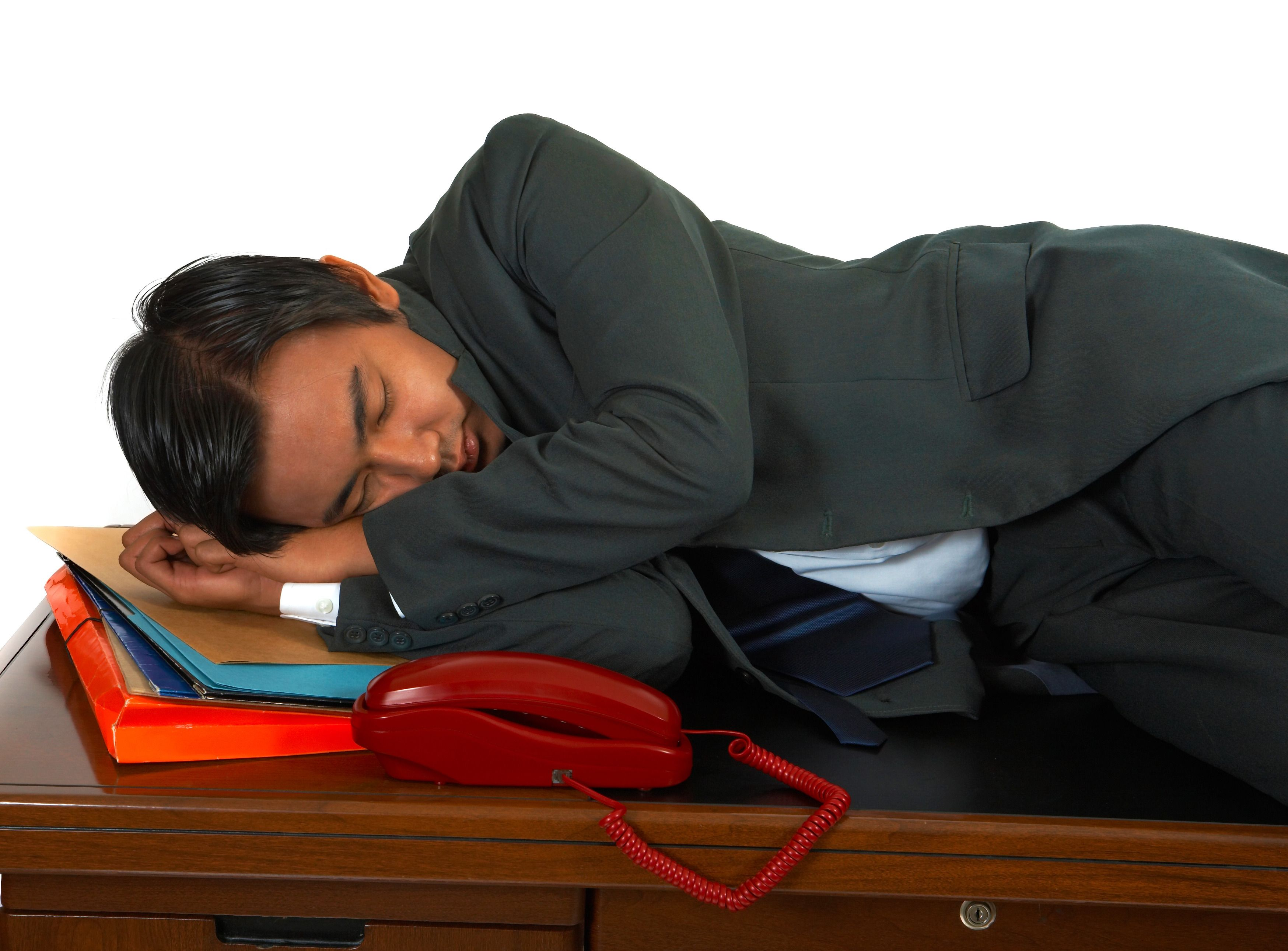 Sleep-deprived employees are dragging down your business. #HR #sleep