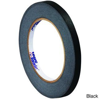 Tape Logic Plastic 1 2 Inch X 60 Yard 4 9 Millimeter Colored Masking Tape Rolls Case Of 72 Black Colored Masking Tape Masking Tape Tape