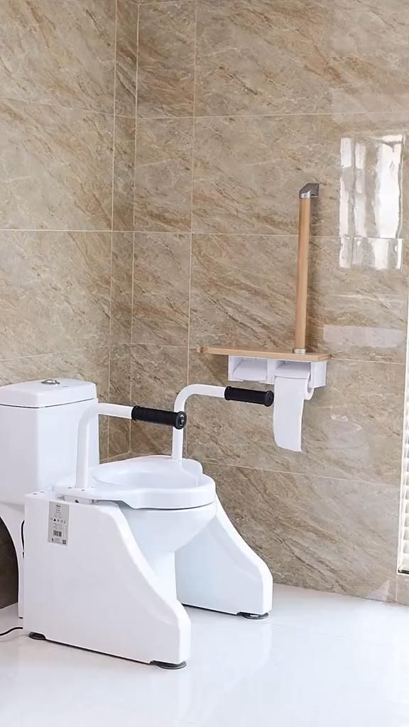 Toilet Incline Lift Video In 2020 Diy Home Cleaning Handicap Bathroom Space Saver Appliances
