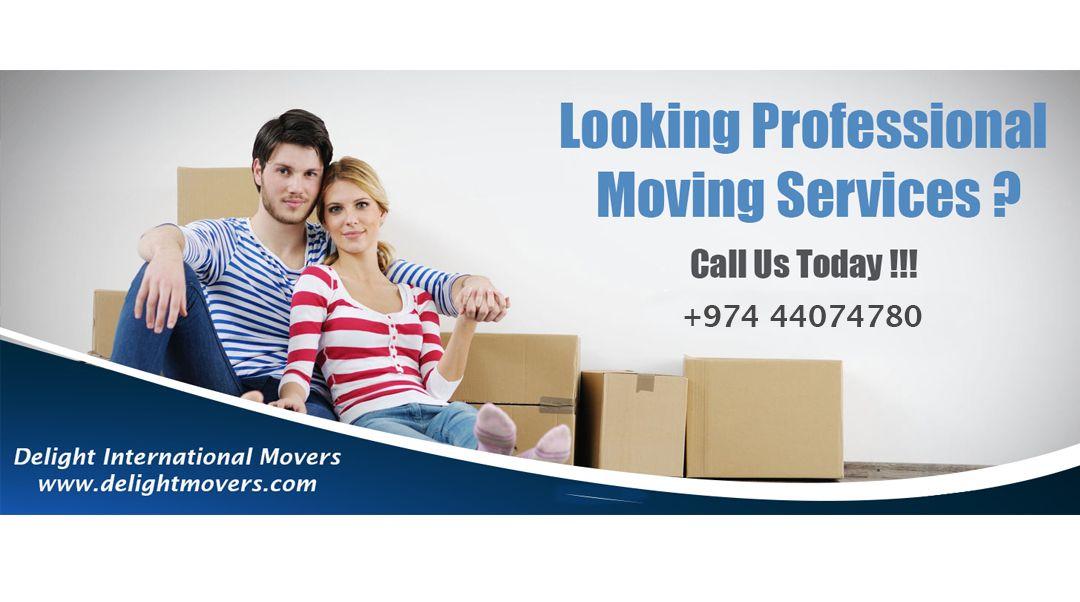Pin by Professional Packers & Movers on Delight Qatar