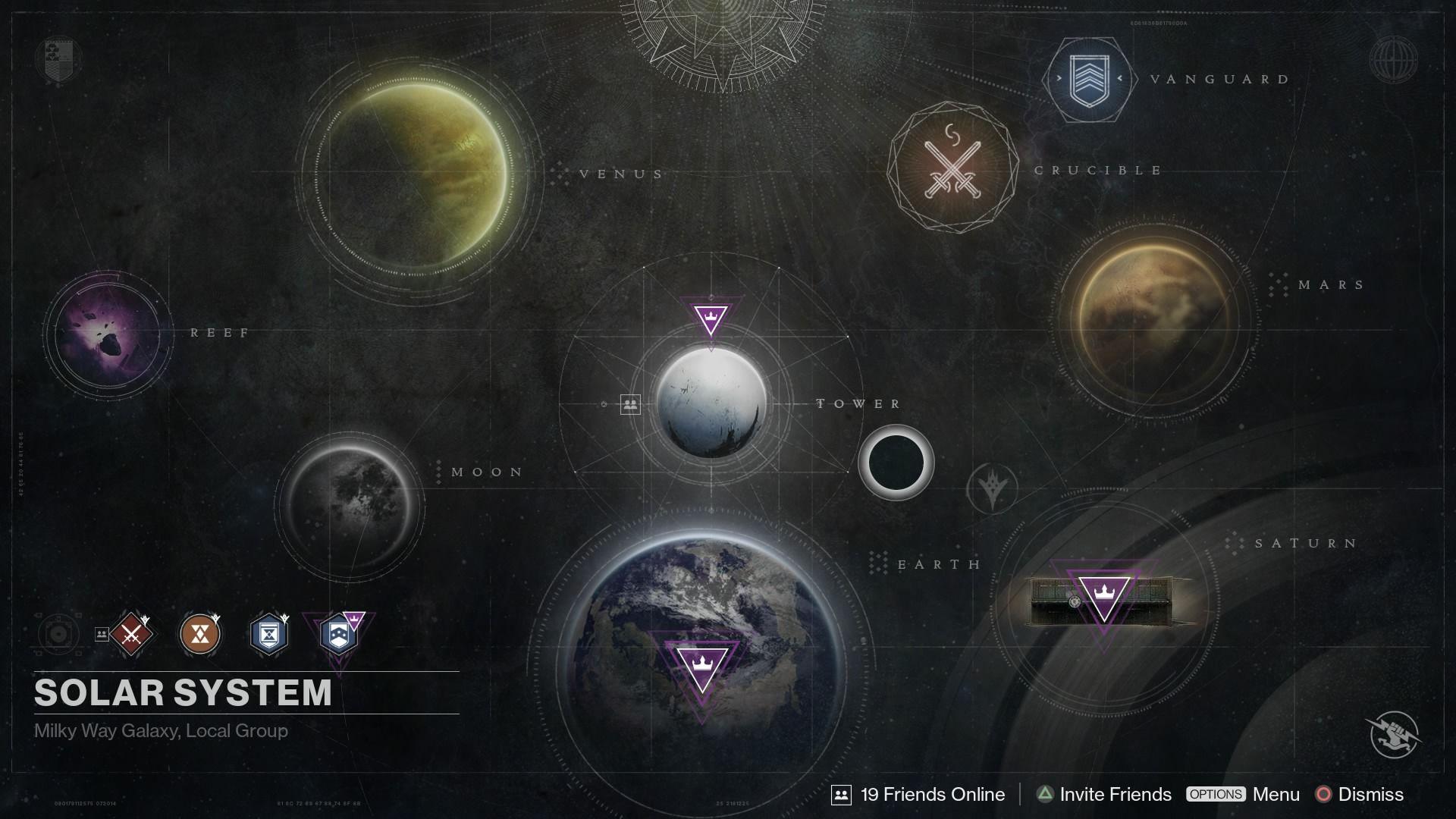 Destiny The Taken King World Map Jpg 1920 1080 Destiny Solar