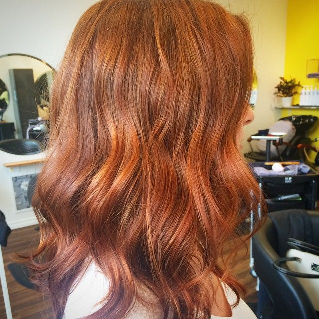 Red on red. #fieryginger #lob