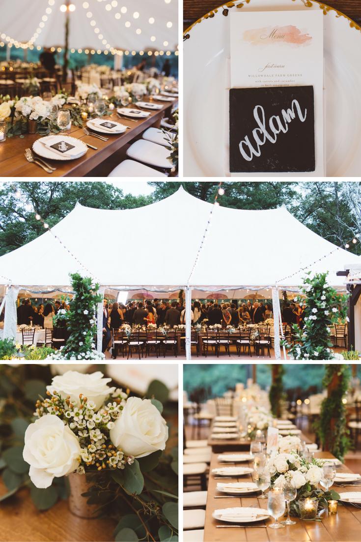 Event Trend Farm Tables Farmhouse Wedding Table Willowdale Estate Wedding Farmhouse Wedding