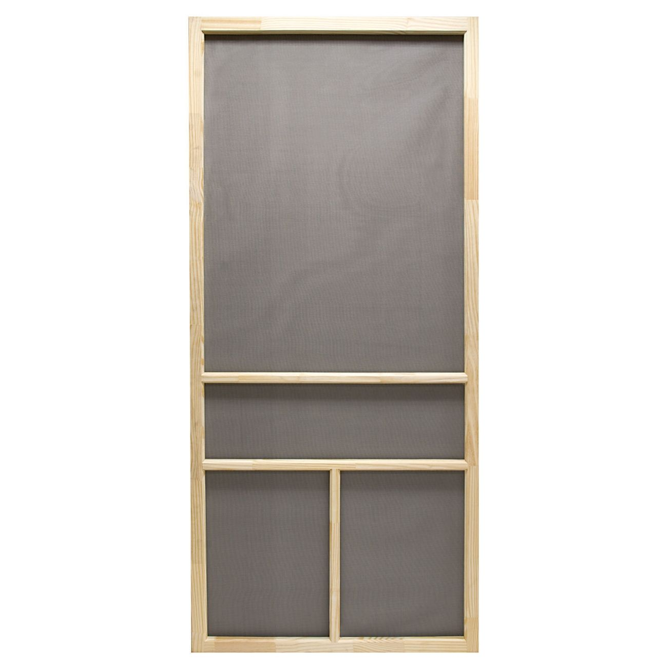 Superior Products Corp® Dogwood 30in Wood Screen Door ...