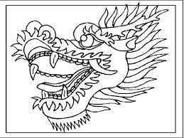 Resultado De Imagen De Cabeza De Dragon Chino Art Drawings Art Drawings