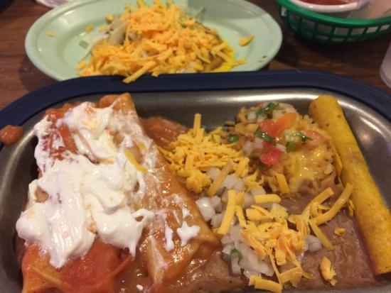 Pancho S Mexican Buffet Houston Tx Enchilada Recipes Mexican Buffet Cheese Enchiladas