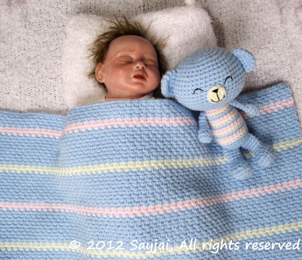 Easy baby blanket crochet pattern amigurumi crochet patterns k easy baby blanket crochet pattern amigurumi crochet patterns k and j dolls k bankloansurffo Gallery