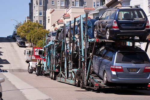Our mission is to provide superior cartransport services