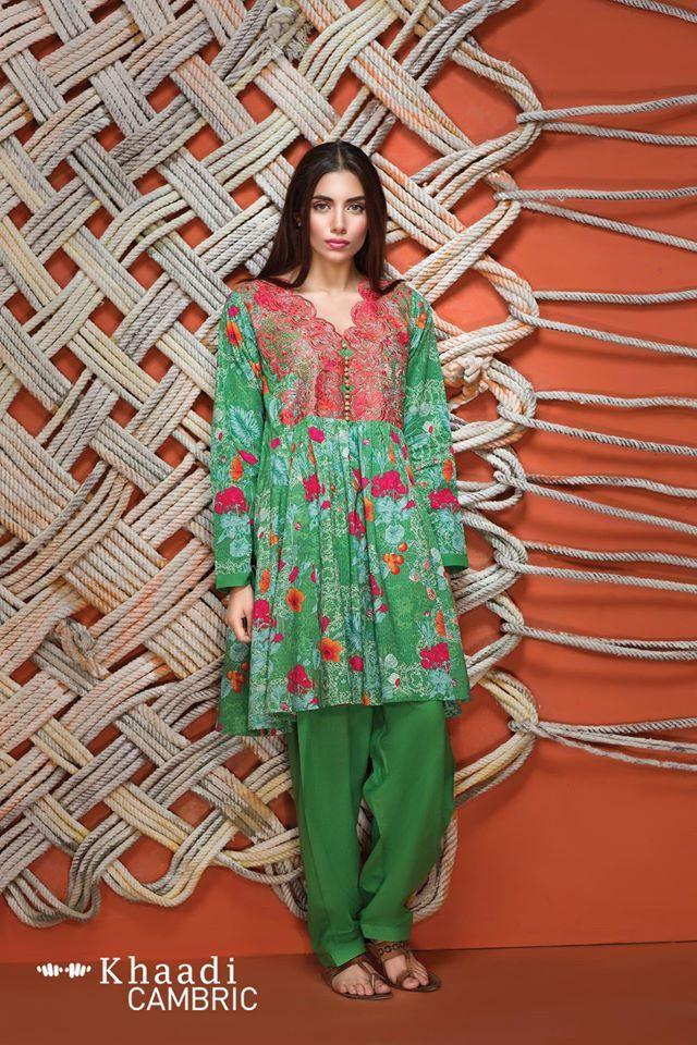 4e4102a93 Latest Fall Winter Dresses For Pakistani Girls 2017-2018