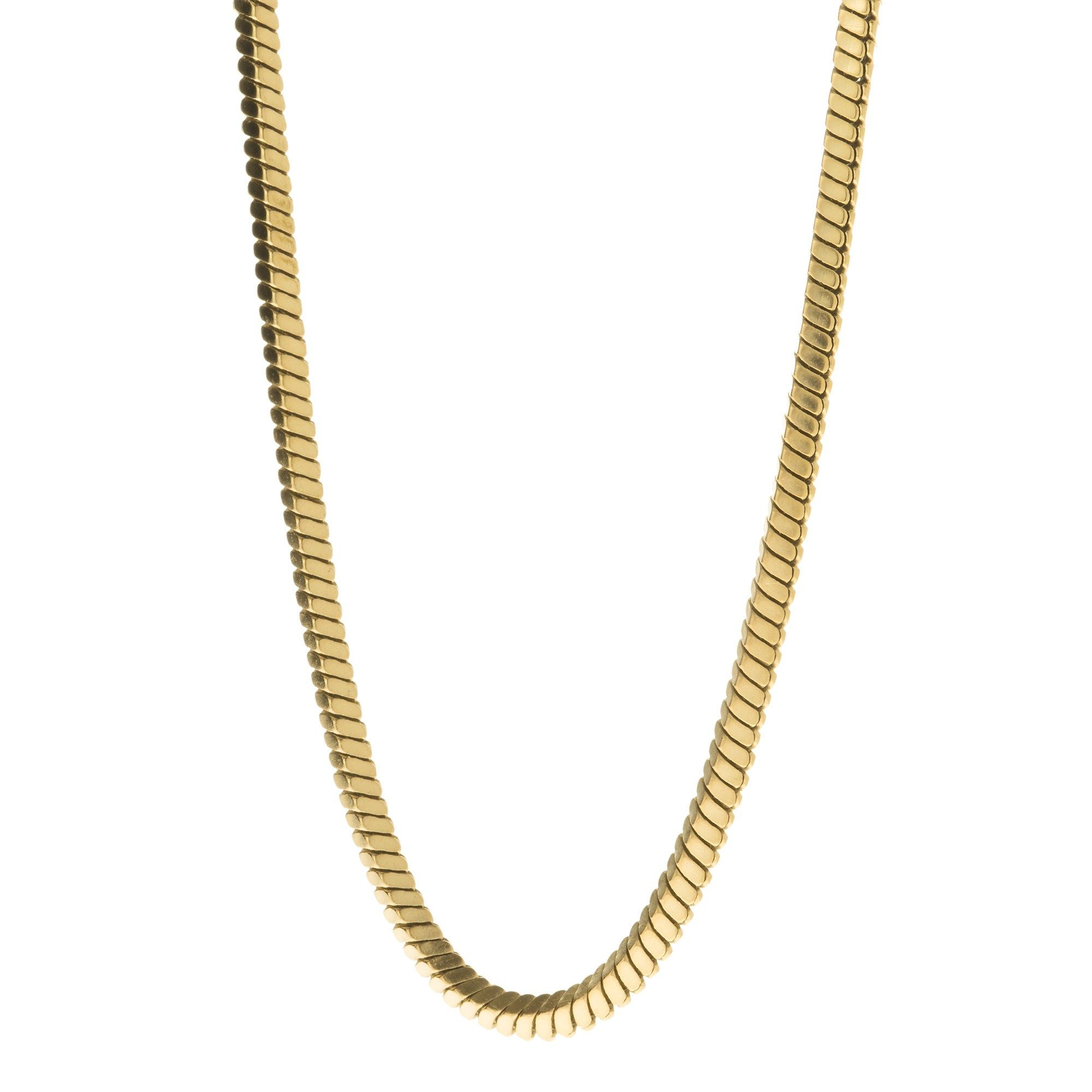 fine alive necklaces necklace gifts the chains plated isla gold online pin buy