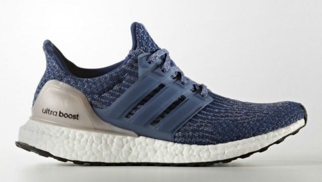adidas ultra boost 3.0 Blauw
