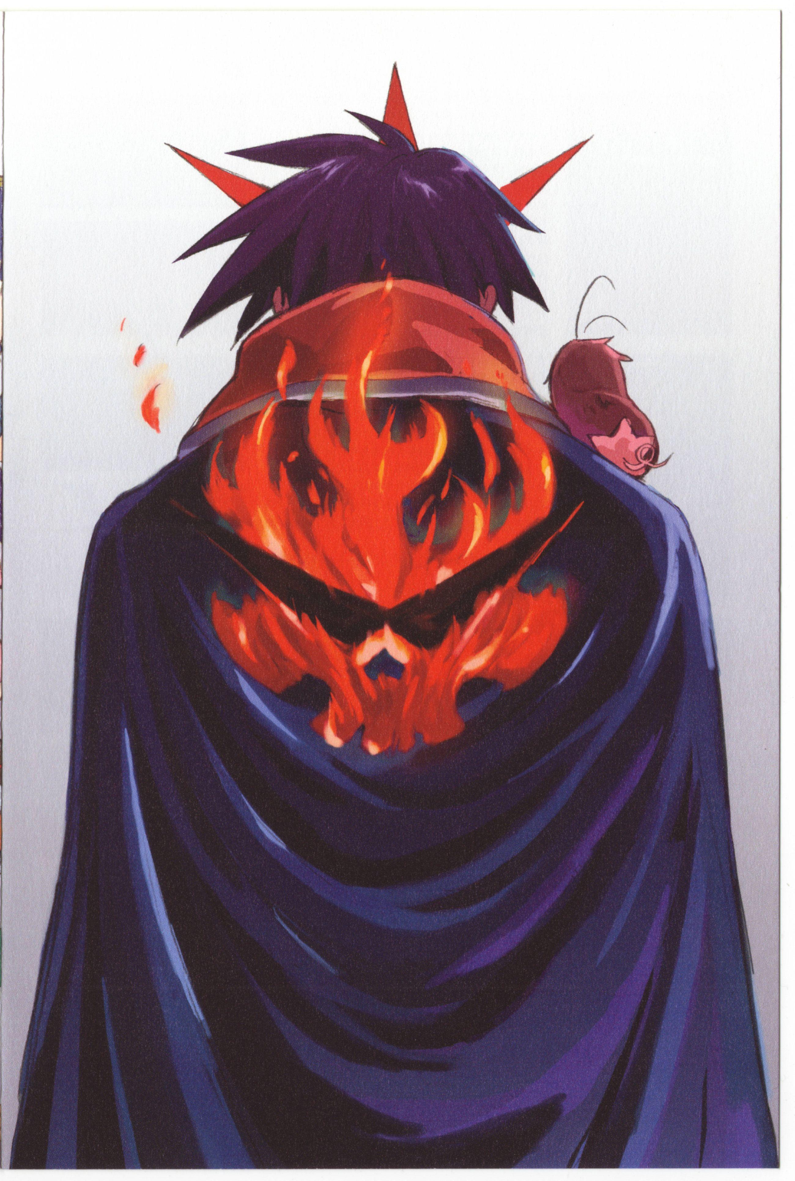 Tengen Toppa Gurren Lagann HQ Manga Poster Tangens