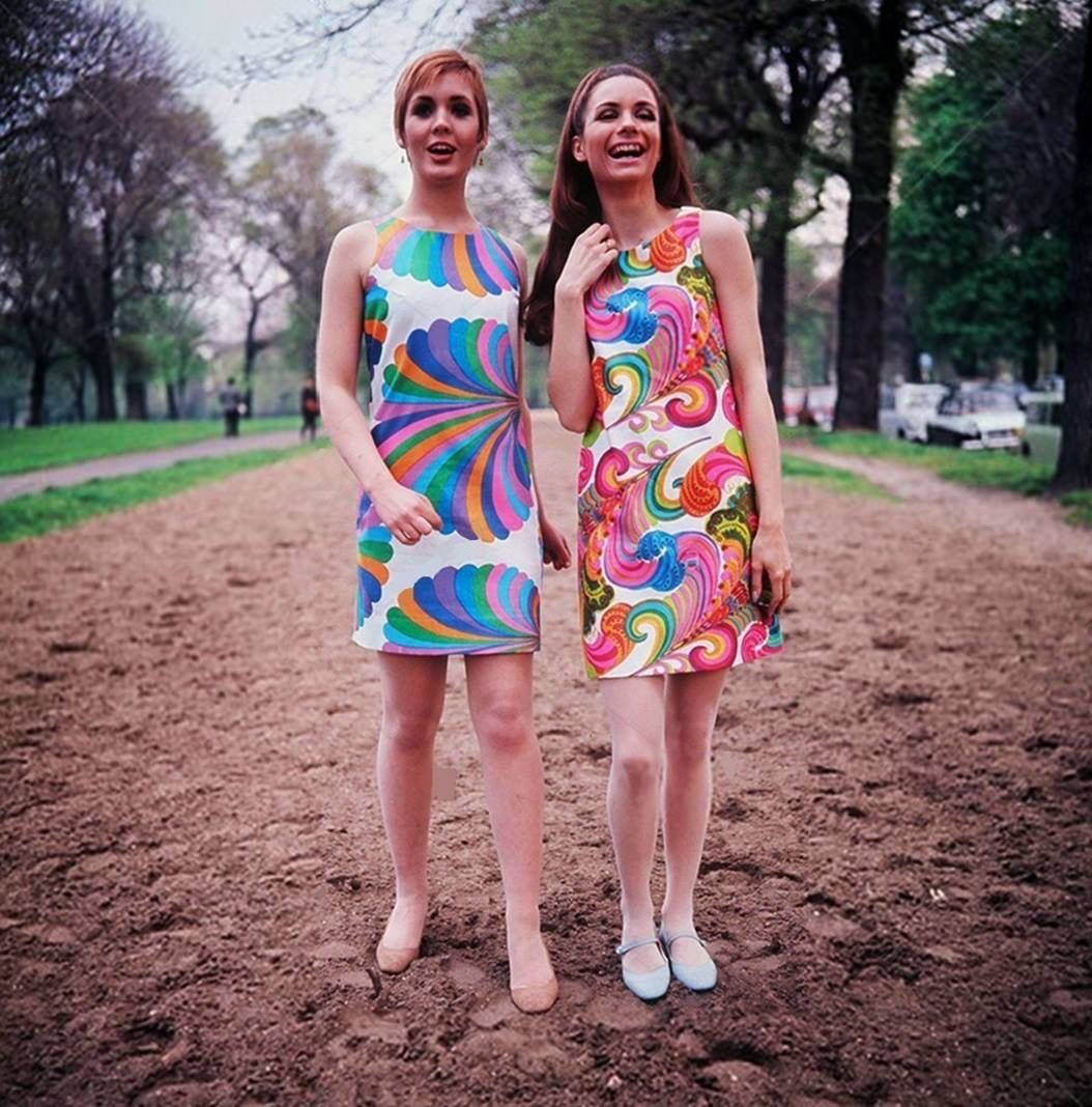 Sixties Nymph Photo 60s fashion, Fashion, 60s fashion