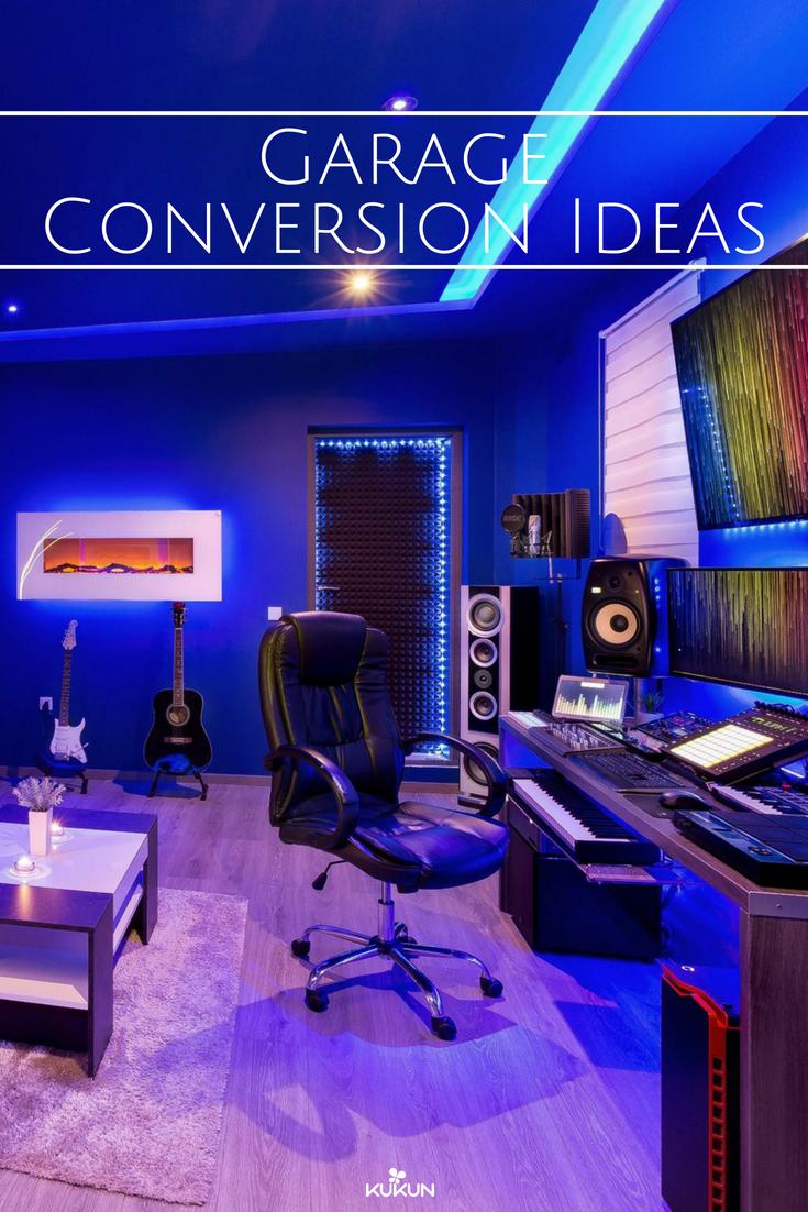 37+ Garage music studio ideas info