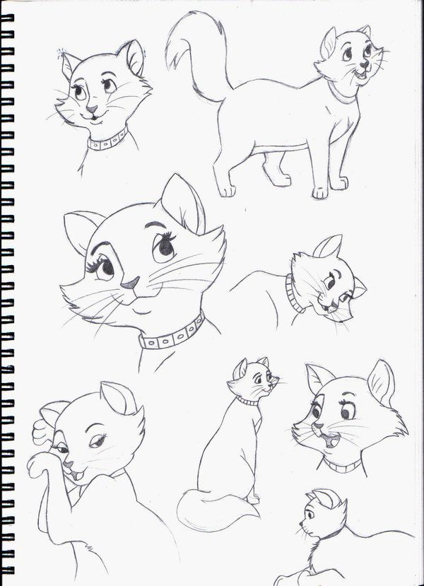 Aristocats: duchess by supernaturalsarah on deviantART | Aristocat ...