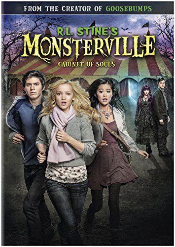 R L Stine S Monsterville Cabinet Of Souls Universal Studios 9 29