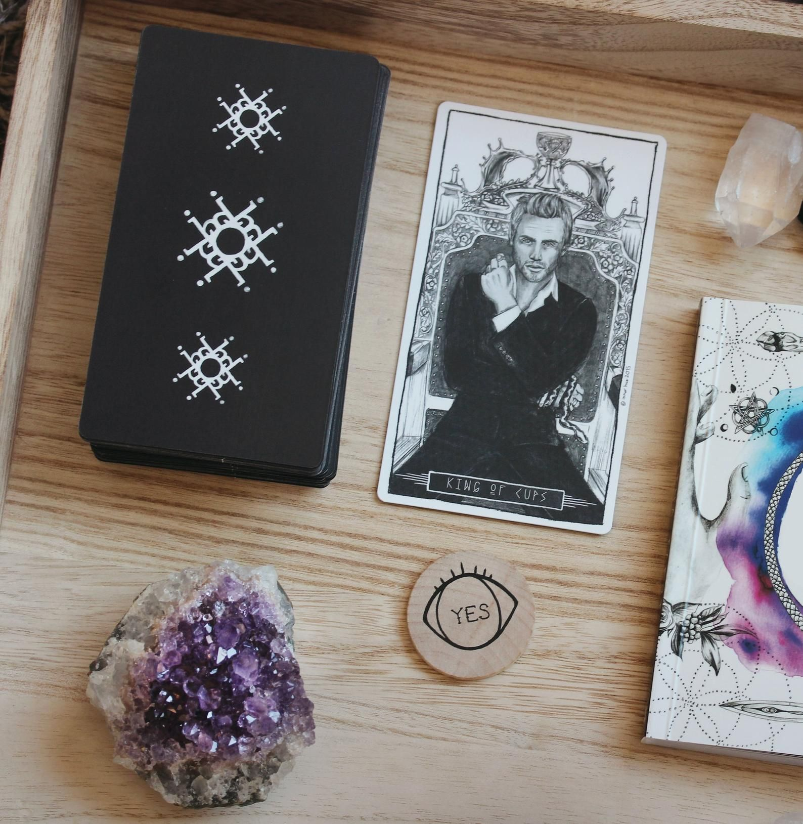 Same day yes or no 1card tarot reading fast response