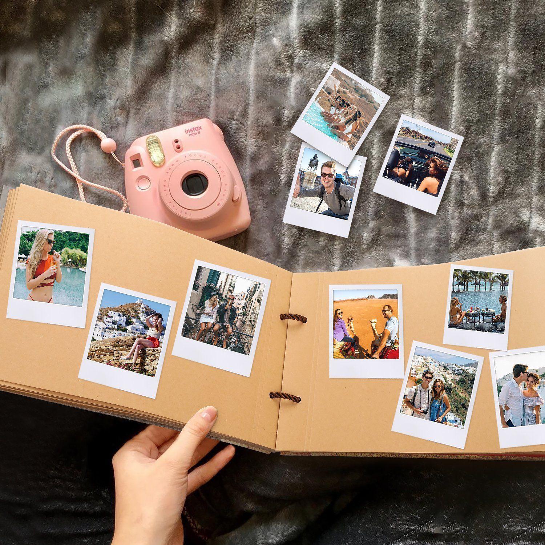 Our Adventure Book Handmade DIY Family Scrapbook Wedding