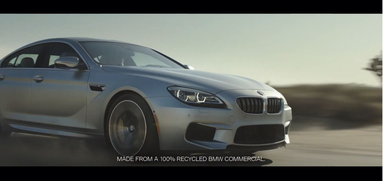 Video Bmw Promotes Cpo Cars Reusing Older Ads Bmw Bmw 6 Series Old Ads
