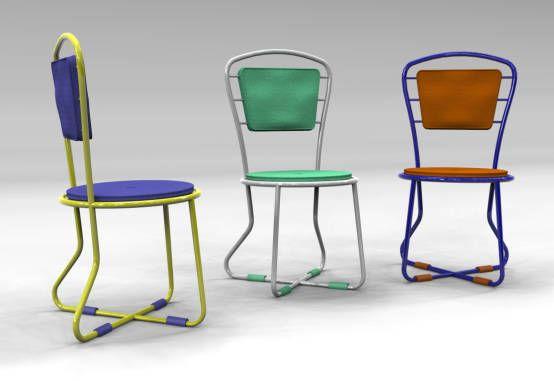 LInosa Chair : Mobili di Giovanni Cardinale