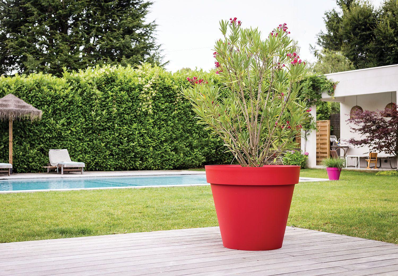 Donnez Une Touche D Elegance A Votre Jardin Avec Nos Pot Toscane Pot Plante Jardin Exterieur Maison Rouge Pot Exterieur Pot Jardin Jardins