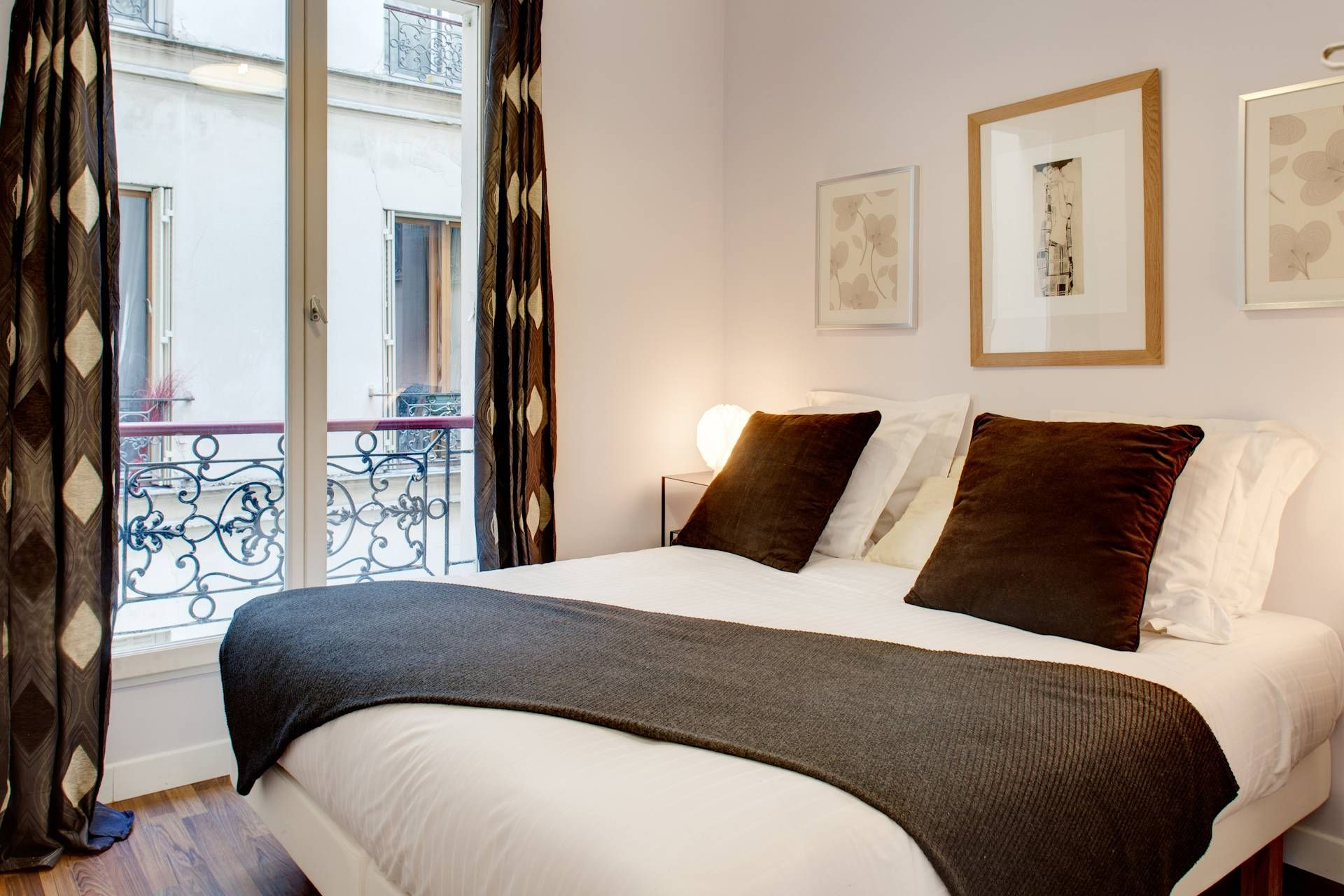 The most important during your trip is to feel like you were home - HometownExperience     #rental #paris #apartment