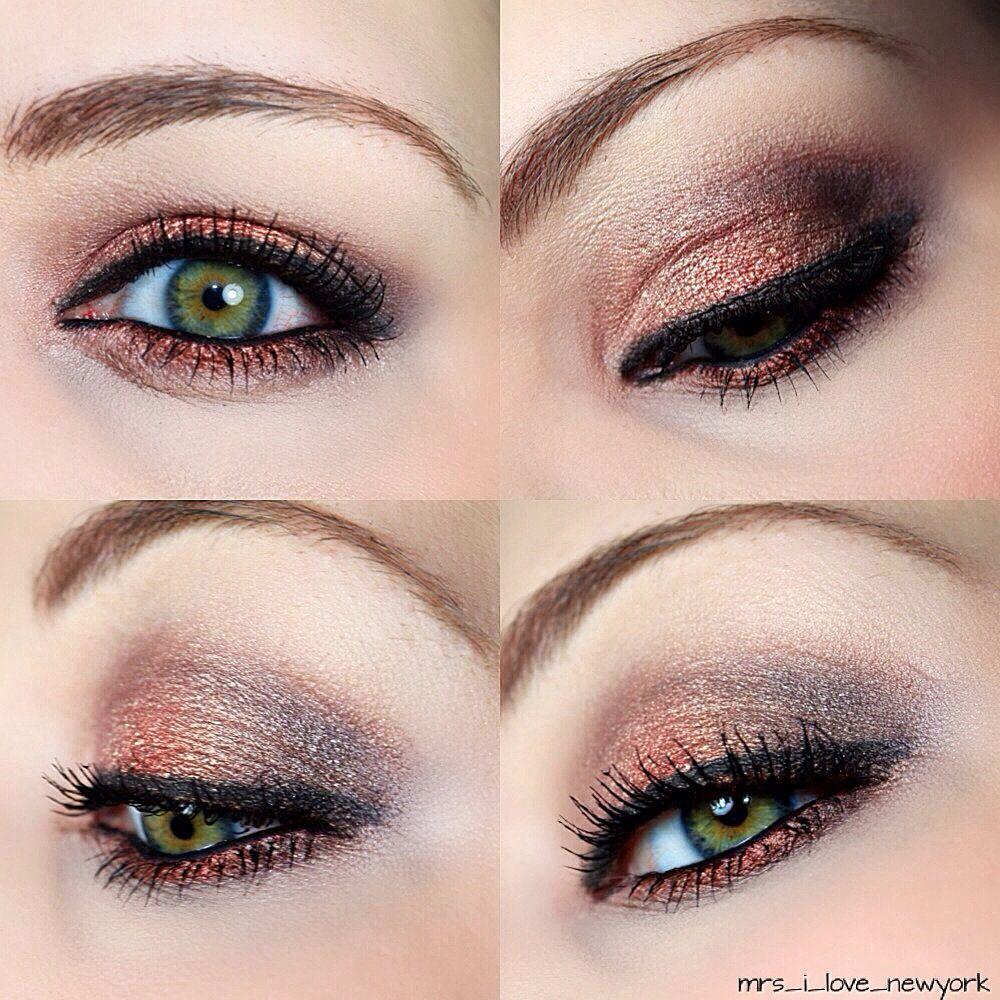 mac coppering with sable eyeshadow | eyes in 2019 | mac