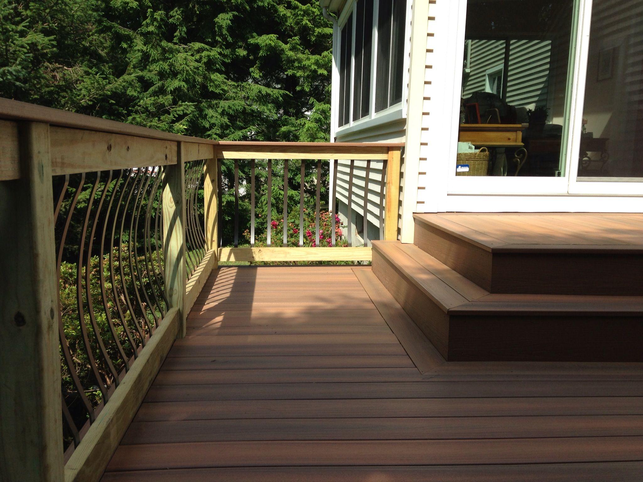 Deck Railing Aluminum Spindles