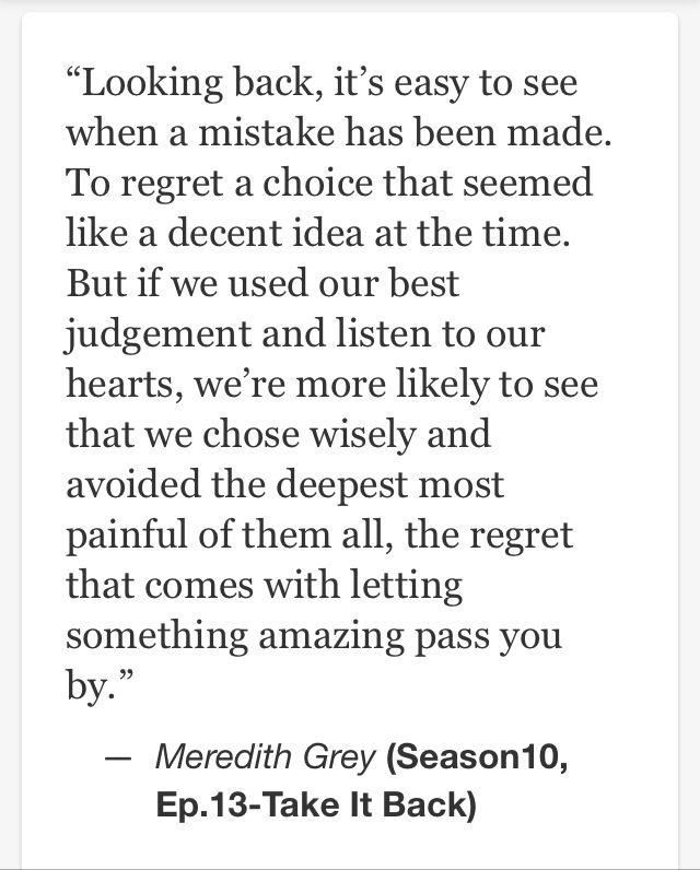 Greys anatomy More | Meredith Grey | Pinterest | Grays anatomy ...