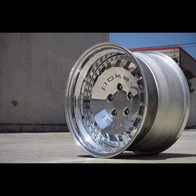 Pokal Custom Felgen On Instagram For 3pc Wheel Lovers Grb10sc Full Rivets Version 17x10 5 4 0 Lip Pokalwheels Pokalcustomfelgen Grb10sc Fullrivets