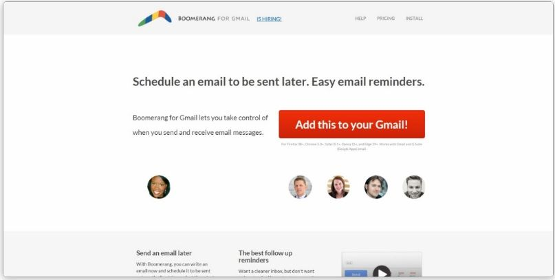 Free Email Tracking Gmail - 8 Brilliant Tools works like a