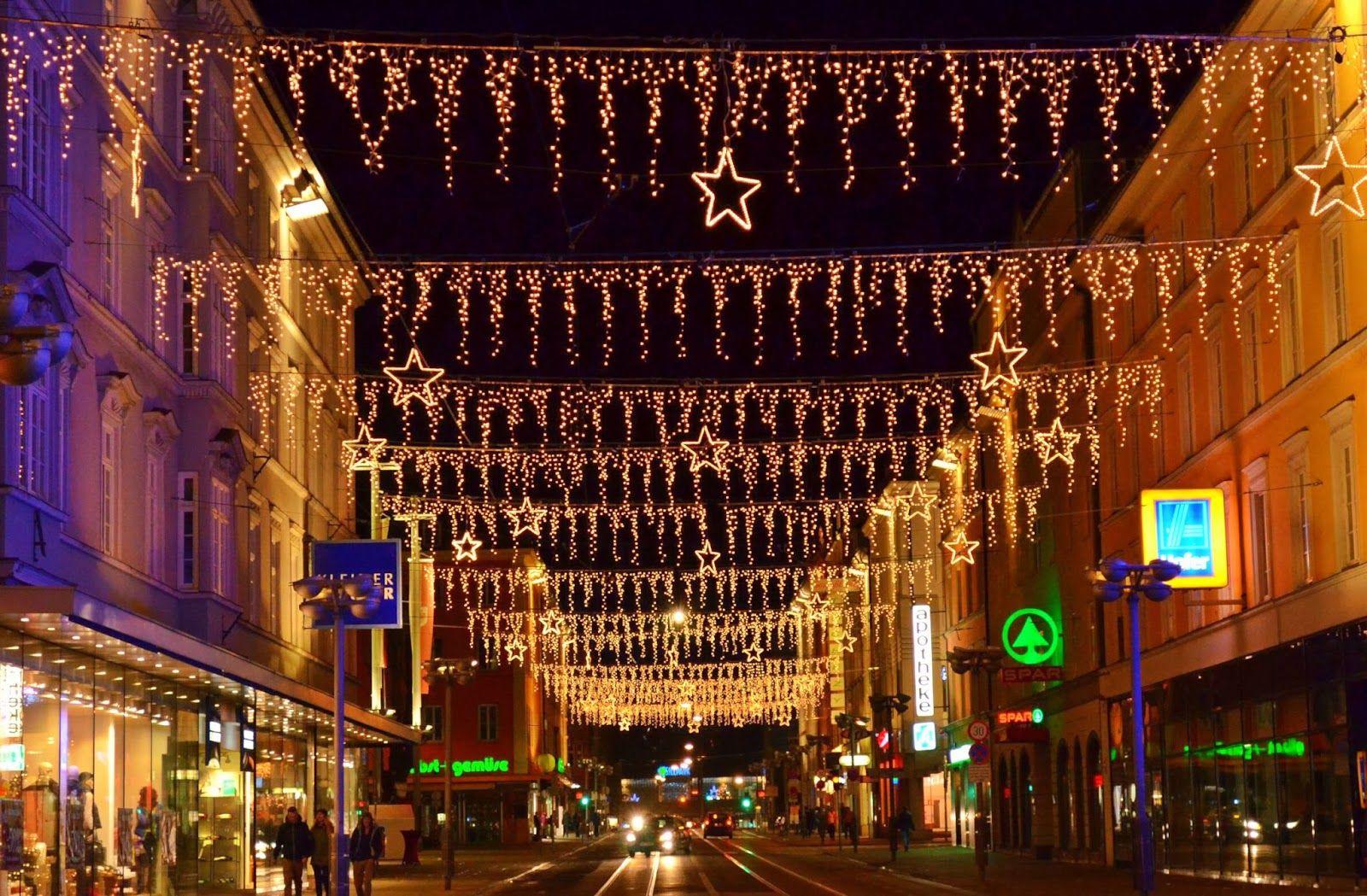#Christmas in #Innsbruck