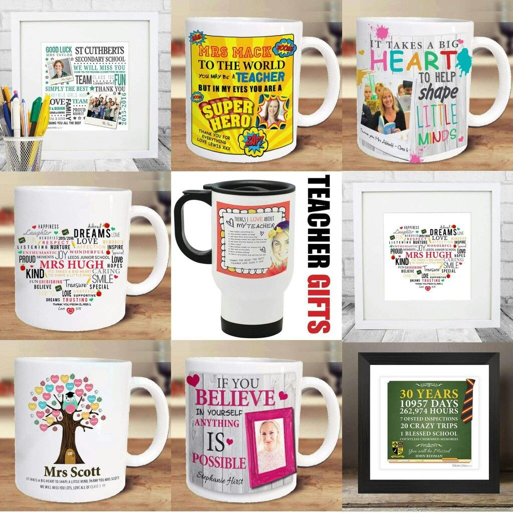 Personalized mugs cheap uk - Personalised Teacher Gifts Only At Www Memoriesbymel Co Uk
