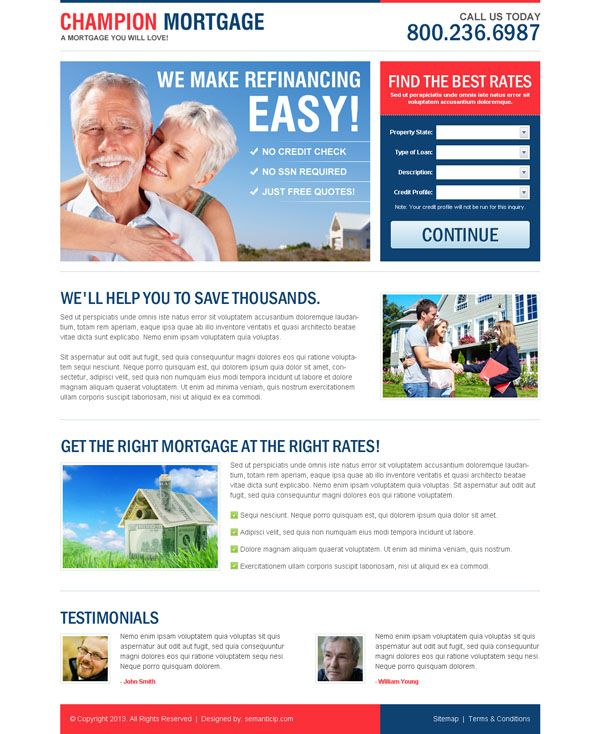 Top 10 best landing page design inspiration to boost conversion ...