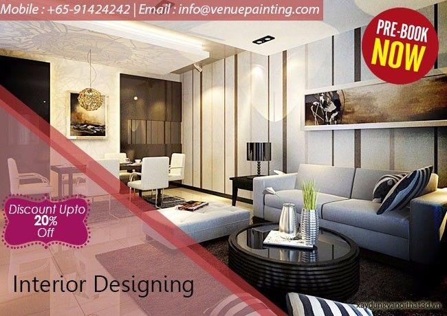 No 1 Interior Designing Company in Singapore #Venue Painting are