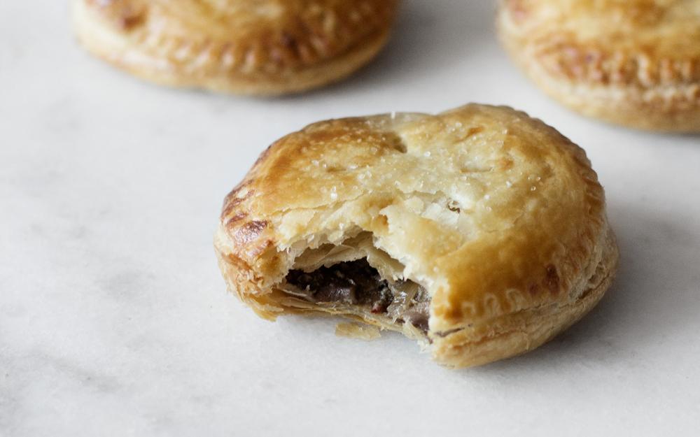 Creamy Mushroom Hand Pies [Vegan] -  15 of our Most Popular Vegan Recipes of 2019! – One Green Pl