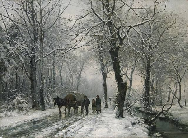 Anders AndersenLundby  Art  Paesaggi Impressionismo